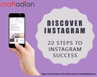 Instagram Marketing - Instagram Success - Etsy Shop Help - Instagram help