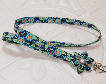 Lanyard - Badge Holder - Key Lanyard - Teacher Gift