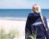 Long Island Hoodie Sweatshirt, Long Island Map, New York Hoodie, Long Island Map Hoodie, Mens Hoodie, Women's Sweatshirts,  Women's Hoodies