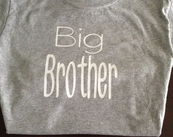 READY TO SHIP- Big Brother T-Shirt
