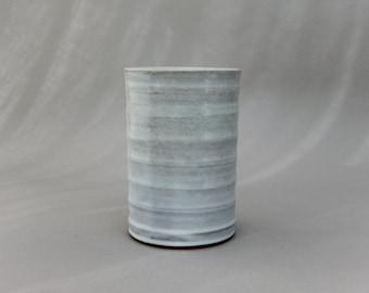 White Pottery Wine Chiller