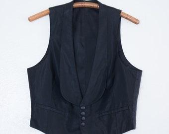 antique style waistcoat - M