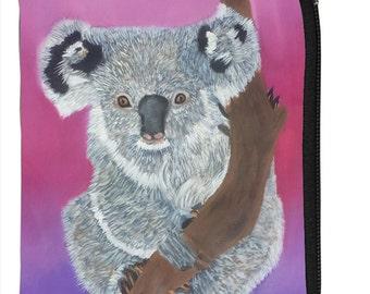 Koala Change Purse, Koala Coin Purse  by Salvador Kitti - Support Wildlife Conservation, Read How