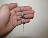 Star Wars AT-ST Charm Necklace