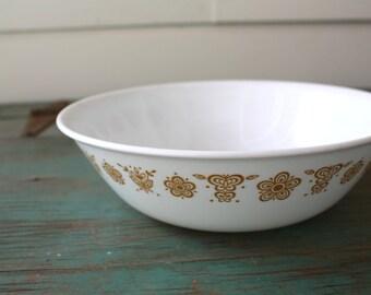 Corelle Corningware Serving Bowl, Corelle Livingware, Vintage Corning, Serving Bowl