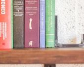 Flatform Series Book End
