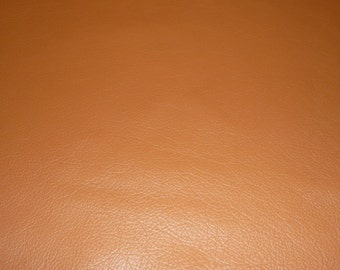 "Leather 12""x20"" or 15""x15"" or 10""x24"" Willow Caramel Tan DIVINE line top grain cowhide  2-2.5 oz/.8-1 mm PeggySueAlso"
