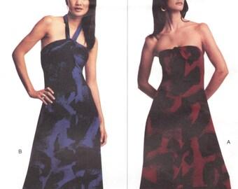 Michael Kors dress pattern -- Vogue American Designer 2740