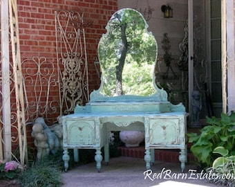 beautiful vanity order your own antique painted vanity the