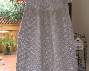 Christening Gown-size 18 months
