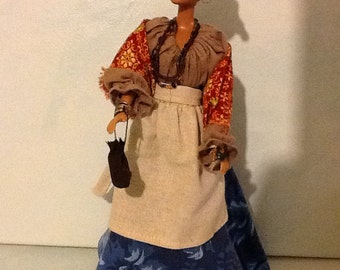 Marie Laveau Barbie