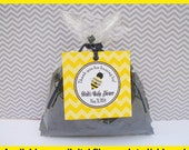 Bumble Bee Favor Tags - Bumble Bee Thank You Tags -  Baby Shower Gift Tags - Bee Gift Tags - Digital and Printed Available