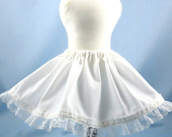 Petticoat fits American Girls - For 18 Inch Dolls - Doll Petticoat - Doll Clothing