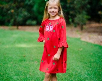 Charlotte Christmas Tree Dress