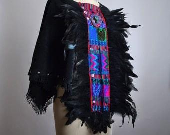 Burning Man Clothing - Festival Clothing - Shaman- Pagan - Native American Clothing - Festival Fashion - Burning Man