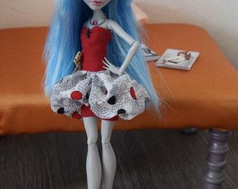 MH doll ~ Bubble Dress