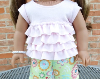 "RESERVED LISTING 18"" Doll Clothes Fit American Girl"