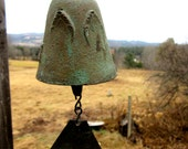 Paolo Soleri Bronze Bell - Wind Chime - 1970s - Garden Decor