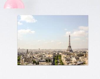 Paris Eiffel Tower Photography Print