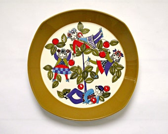 Figgjo Flint Norway Turi Design Corsica Serving Plate, Platter, Scandinavian
