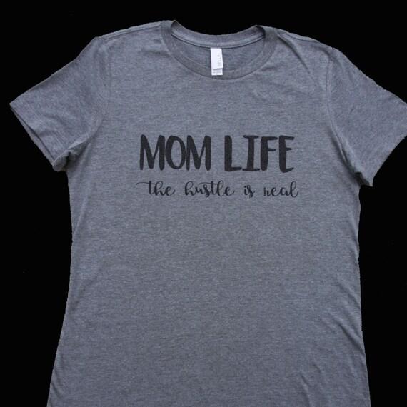Mom Life Shirt Mom Life Funny Mom Shirts Mom Shirt Mom