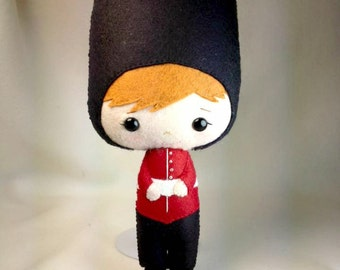 British Palace Guard Doll