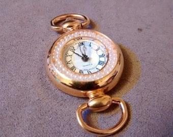 Pearl Watch Locket Very Sweet