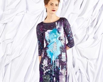 Crystal Garden - short dress