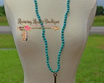 God's Strength Necklace