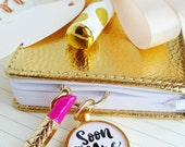 bride to be / planner clip / wedding supplies / engagement jumbo paper clip