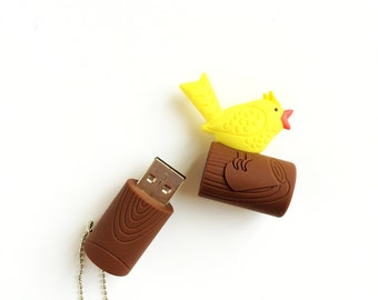 Bird USB Flash Drive 8GB