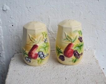 Vintage Tilso Salt and Pepper Shakers. Made in Japan