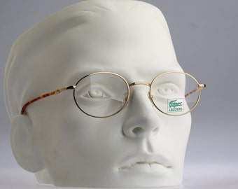 Lacoste Mod 794 / Vintage eyeglasses and sunglasses / NOS / Eyewear /  90s