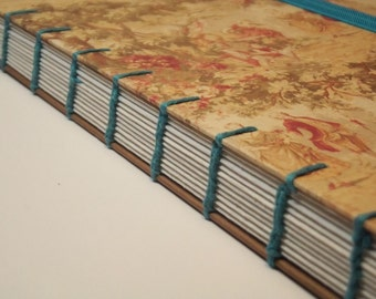 Handbound sketchbooks