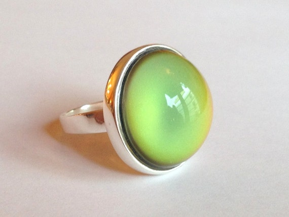 mood ring sterling silver 925 20 mm quality mood by