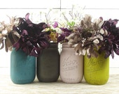 Rustic Wedding Decor, Mason Jar Wedding, Wedding Centerpiece, Mason Jar Decor, Wedding Decor Rustic, Wedding Decoration, Bridal Shower Decor