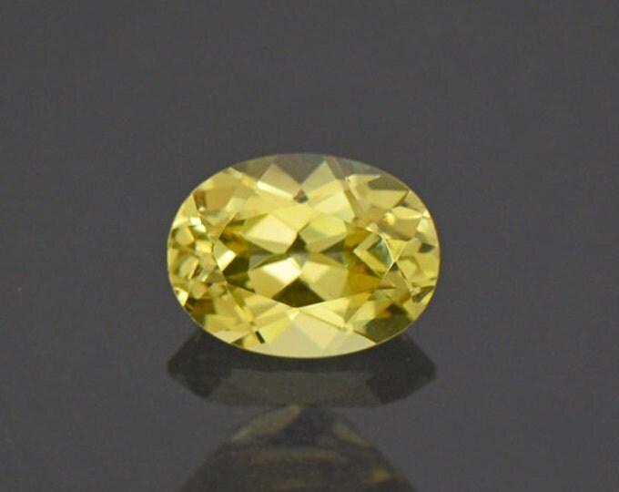 Beautiful Yellow Grandite Garnet Gemstone from Mali 1.54 cts.