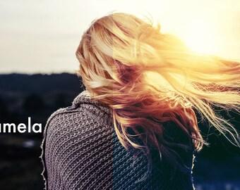Pamela - Photoshop Action INSTANT DOWNLOAD