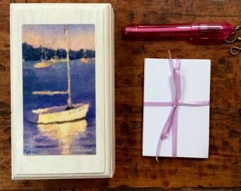 Blessing box;prayer box;ocean art;handmade gift for daughter, niece, friend ;dream box; gift for coworker