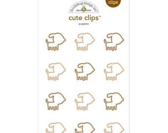 Puppy Love Cute Clips PC5005DPL
