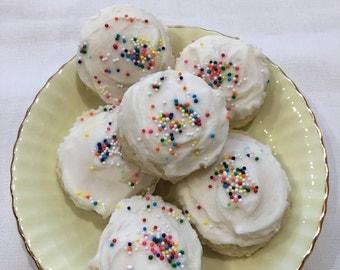 Lemon Ricotta Cookies - ONE DOZEN