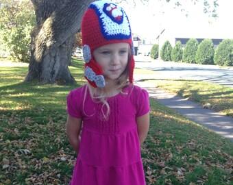 Paw Patrol Ryder Crochet Hat