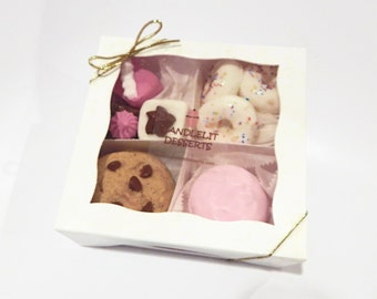 Assorted Dessert Soaps Gift Box