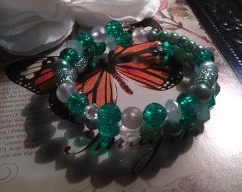 Green Summer Bracelet