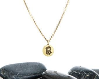 Ganesha Necklace, Ganesha Jewelry, Ganesha, Ganesh Necklace, Ganesh Jewelry, Yoga Jewelry, Ganesha Pendant, Ganesh Pendant, n247mB