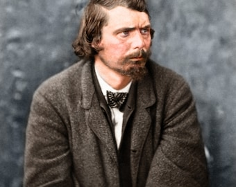 President Abraham Lincoln conspirator George Atzerodt in jail in 1965