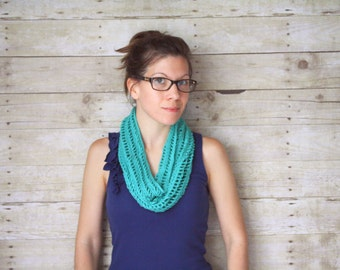 Caribbean Summer Lace Scarf