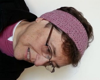 Solid Ear Warmer / Headband - Specialty Colors - Various Sizes - Made-to-Order