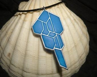 Stargate: Lantian Ornamentic - handmade Pendant - Stargate Atlantis, SGA, SGU