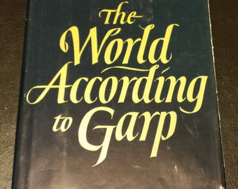 Vintage Book The World According to Garp by John Irving Copyright 1978
